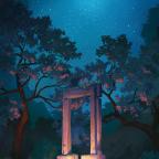 Sotto la luna nel paese di Tenebra