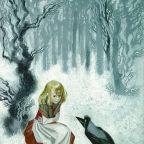 In una radura coperta di neve