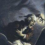 Lo spirito dei Natali futuri. Christmas Carol by Charles Dickens