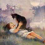 Furbodemon, il gatto demone cerca affetto