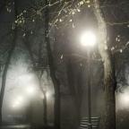 Stazioni nella nebbia/Railway stations in the mist