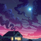 La casa lunare / The lunar house